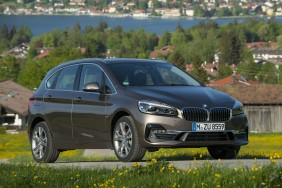 BMW 2 Series People Carrier