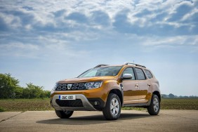 Dacia Duster People Carrier