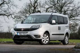 Fiat Doblo People Carrier