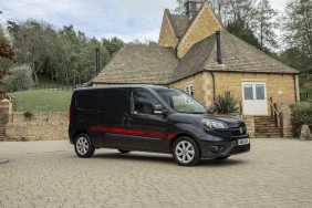Fiat Doblo Chassis Cab