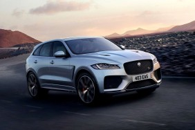 Jaguar F-Pace People Carrier