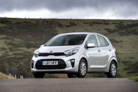 Kia Picanto Hatchback 1.25 83bhp 2 5speed