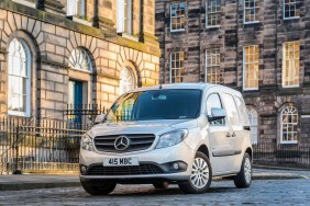 Mercedes Citan Small Van
