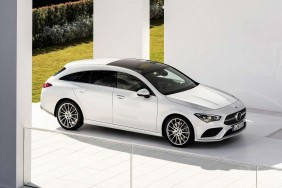 Mercedes CLA-Class Shooting Brake