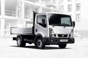 Nissan NT400 Chassis Cab