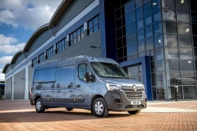 Renault Master Chassis Cab