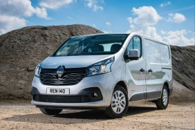 Renault Trafic Medium Van