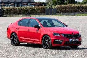 Skoda Octavia Estate 2.0 TSI 245ps VRS