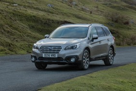 Subaru Outback Estate