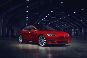 Tesla Model S Hatchback