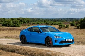 Toyota GT-86 Coupe