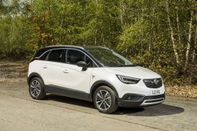 Vauxhall Crossland X SUV 1.2 81ps Elite Nav