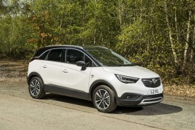 Vauxhall Crossland X People Carrier