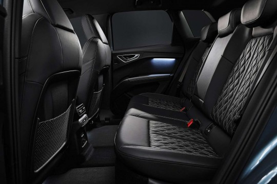 Audi Q4 E-Tron Suv 35 170ps S Line