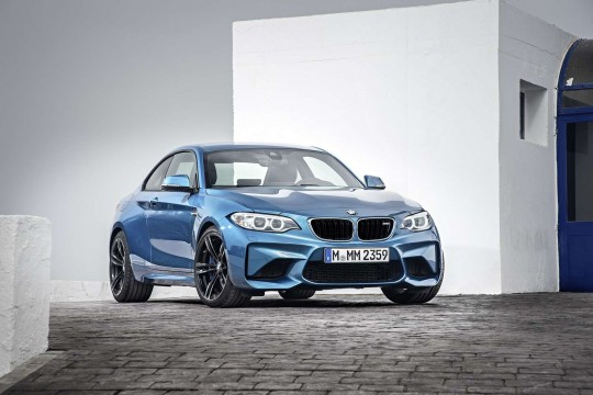 BMW M2 Coupe 2 Door 3.0 Competition