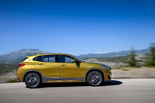 BMW X2 SUV 5 Door sDrive18i SE