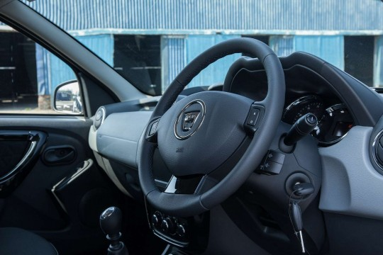 Dacia Duster SUV Cmmrcl 1.5 dCi 110 Ambiance 4x2