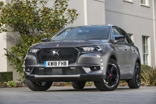 DS Automobiles 7 Crossback Cross Back 1.5 BlueHDi 130 Prestige