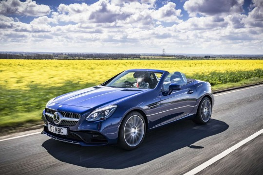 Mercedes SLC Roadster 300 2.0 245hp Final Edition Auto