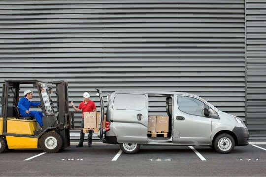 Nissan NV200 Van Panel 1.5dCi 110 Acenta
