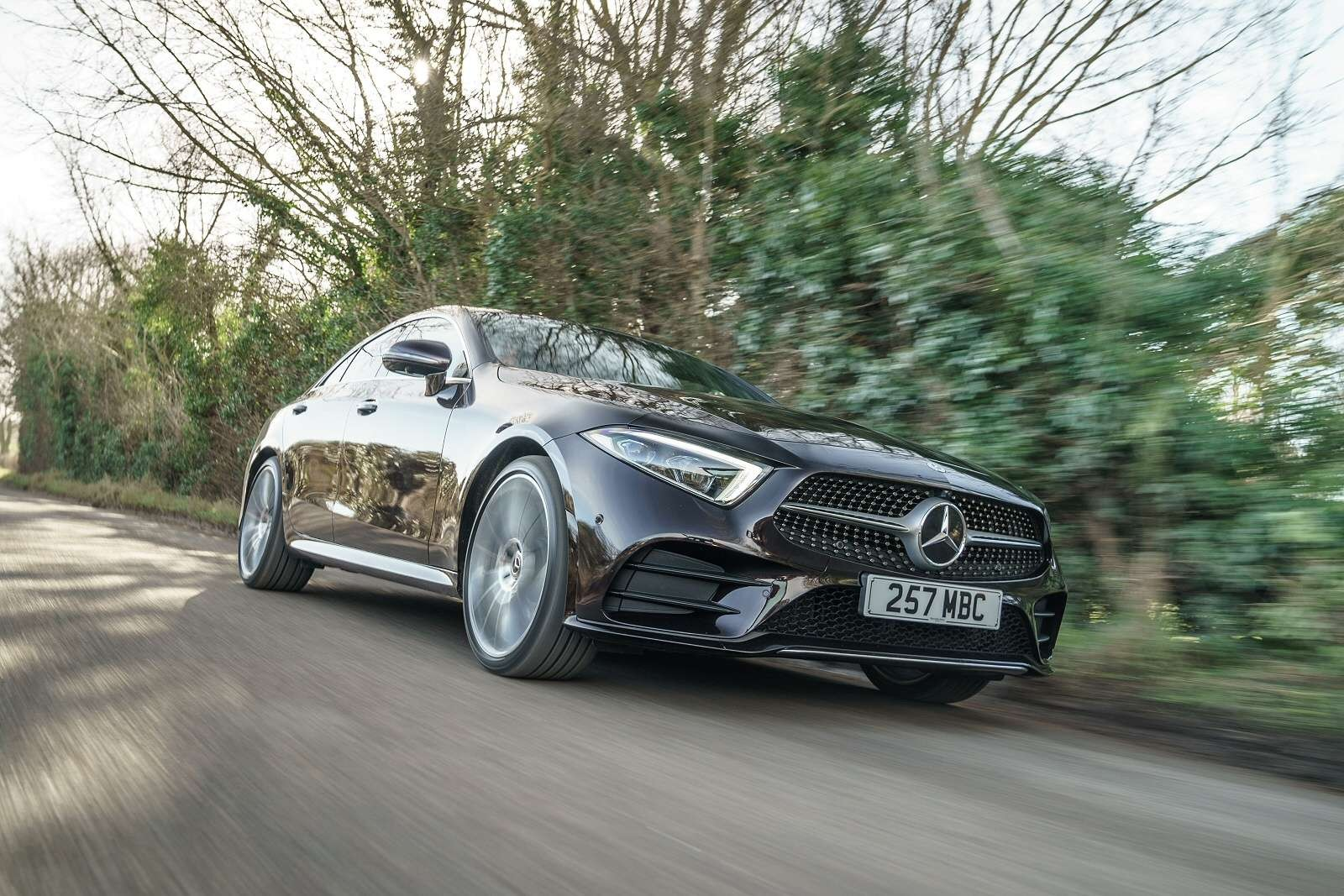 Mercedes CLS-Class Coupe CLS400d 2 9 AMG Line 9G-TRONIC 4MATIC Lease Deal |  Pink Car Leasing