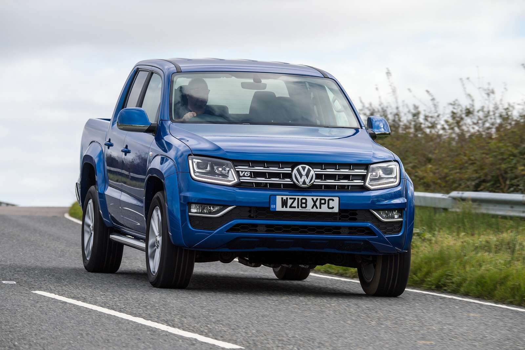 Volkswagen Amarok Pick-Up Pick Up 3 0V6 TDI 204 Trendline Permanent Bmt  Auto Lease Deal | Pink Car Leasing