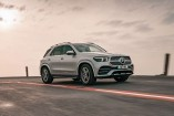 Mercedes GLE-Class SUV GLE 300d 2.0 AMG Line Auto 4MATIC 5Seat