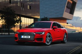 Audi A6 Diesel Saloon 40 Tdi S Line 4dr S Tronic [tech Pack]