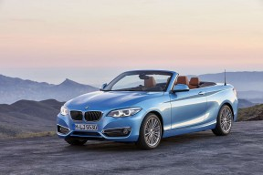 BMW 2 Series Convertible 218i M Sport 2dr [nav] Step Auto