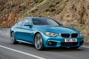 BMW 4 Series Coupe 420d 2.0 M Sport Auto LCI