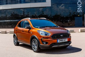 Ford Ka plus Hatchback 1.2 85 Active 5dr
