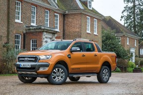Ford Ranger Pick-Up Pick Up 3.2 TDCi 200 Double Cab Limited 2 4X4