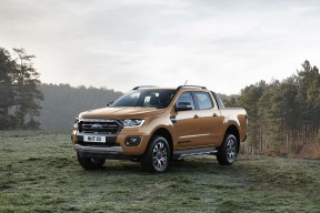 Ford Ranger Diesel Pick Up Double Cab Limited 1 2.0 Tdci 213