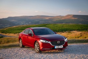 Mazda 6 Saloon 4 Door Saloon 2.0 145ps SE-L Nav+