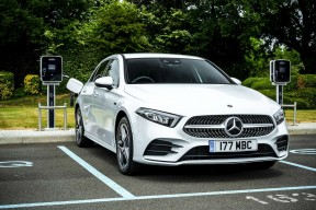 Mercedes-Benz A Class Saloon A250e Amg Line Executive 4dr Auto