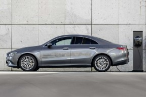 Mercedes-Benz Cla Class Coupe Cla 250e Amg Line Premium 4dr Tip Auto