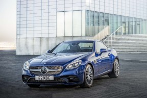 Mercedes SLC Roadster SLC180 1.6 156hp AMG Line