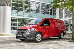 Mercedes Vito Van Van 111 CDI 1.6 Long