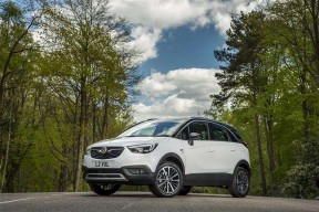 Vauxhall Crossland X Hatchback 1.2 [83] Sri Nav 5dr [start Stop]