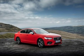 Volvo S90 Saloon 2.0 D4 190hp R-Design