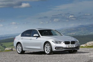 BMW 3 Series Saloon 320d 2.0 M Sport