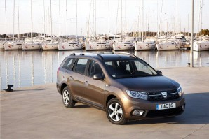 Dacia Logan Mcv Stepway Estate