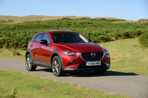Mazda Cx-3 Hatchback 2.0 Se Nav plus 5dr