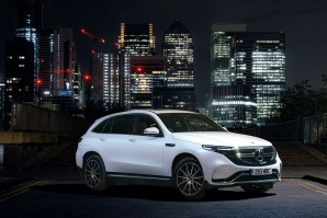 Mercedes-Benz Eqc Estate 300kw Amg Line 80kwh 5dr Auto