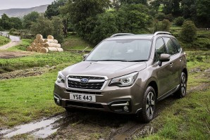Subaru Forester Estate