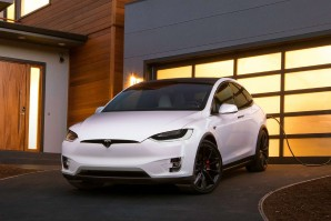 Tesla Model X Hatchback Long Range Awd 5dr Auto