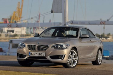 BMW 2 Series Coupe 218d 2 Door Coupe 2.0 M Sport Auto