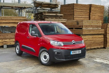 Citroen Berlingo Van 1.6 BlueHDi M 650 75 Enterprise
