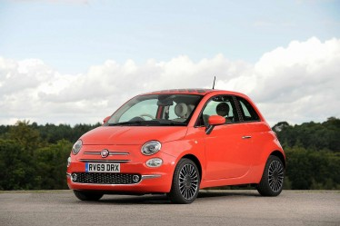 Fiat 500 Hatchback 3 Door Hatch 1.2 69hp Lounge