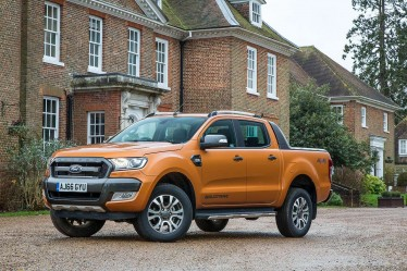 Ford Ranger Pick-Up Pick Up 2.2 TDCi 160 Double Cab Limited 2 4X4